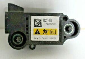 2007-09 GMC Acadia Buick Enclave Chevy Traverse Front Airbag Sensor New 15271622
