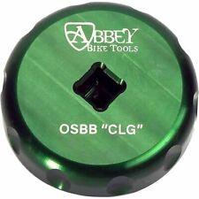 Abbey Bike Tools Bottom Bracket Socket - Oversized Green Colnago