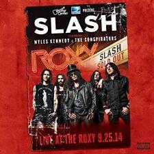 SLASH - LIVE AT THE ROXY 09.25.14 (LTD) NEW VINYL
