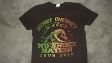 Country Rock Music KENNY CHESNEY concert T Shirt SMALL mens womens