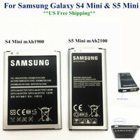 OEM Genuine Samsung Galaxy Battery Replacement for Galaxy S4 Mini S5 Mini