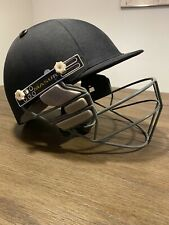 Masuri Cricket Helmet L-Xl Perfect Condition Dark Navy Blue