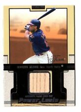 ROBERTO ALOMAR MLB 2002 FLAIR POWER TOOLS BATS (NEW YORK METS,WHITE SOX)