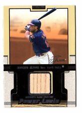 ROBERTO ALOMAR MLB 2002 FLAIR POWER TOOLS BATS (NEW YORK METS,WHITE SOX)