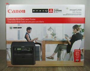 Canon imageCLASS MF242dw All-In-One Wireless Laser Printer Monochrome New Open