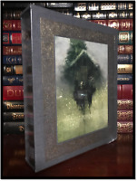 A Journey To The Center Of Earth ✎SIGNED New Easton Press Leather Limited 1/1200