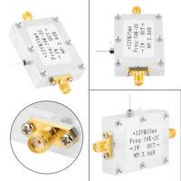 50K-2GHz Low Noise Amplifier LNA High Gain 31dB@0.5G Flatness RF Amplifier HighQ