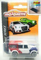 Majorette Land Rover Defender 110 Racing Diecast Car 1/60 266B Pack no Card