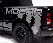 Vinyl Decal MOPAR Wrap Kit for 2009-2014 Dodge Ram 1500/2500/3500 MIDBOX SILVER