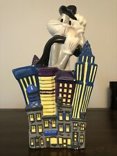 Warner Bros Bugs Bunny NY Cookie Jar * Collectible