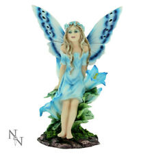 Nemesis Now 'Bluebell' Fairy Figurine Ornament Beautiful Fairy Figure  16cm
