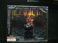 LEVEL 10 Chapter One + 1 JAPAN CD Helloween Primal Fear Symphony X