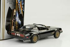 1977 Pontiac Firebird Trans Am movie film SMOKEY BANDIT 1:24 Greenlight NEUF