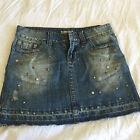 New Womens Denim Skirt Size M (10)