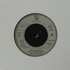 "STATUS QUO 'SOMETHING 'BOUT YOU BABY I LIKE' FRENCH IMPORT 7"" SINGLE #4"