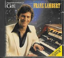 FRANZ LAMBERT - Gold Collection CD Album 18TR (EMI) 1987 West Germany RARE!!