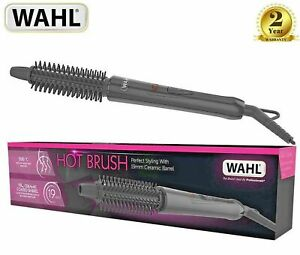 WAHL Hair 19mm 200°C Hot Brush - ZX926 Ceramic Barrel Hair Styling
