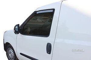 Heko 15130derivabrisas Fiat Doblo 5-türig 2001-2010 2-piezas regenabweiser