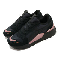 Puma RS 2.0 Mono Metal Wns Black Rose Gold Women Casual Shoes Sneakers 374670-02