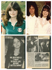 Valerie Bertinelli HUGE collection 500  photos clippings magazine articles  V1