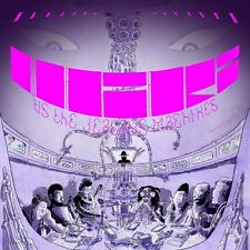 SHABAZZ PALACES - QUAZARZ VS THE JEALOUS MACHINES   VINYL LP + MP3 NEU