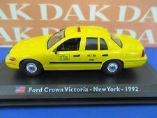 Die cast 1/43 Modellino Auto Taxi Ford Crown Victoria New York 1990