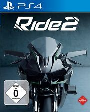 Ride 2 II PS4 PLAYSTATION 4 New+Boxed