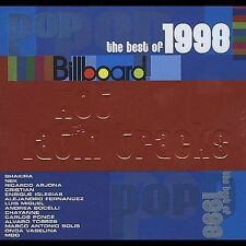 Billboard Latin Series: Best of Pop 1998 by Various Artists (CD, Dec-2001, Sony…