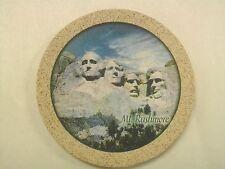 Thirstystone Coasters - Mount Rushmore  - 4 Pack Box - USA Made