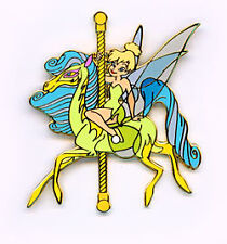 Disney Auctions Carousel Horse Tinker Bell Pin