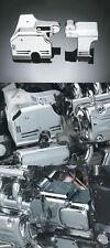 HONDA F6C VALKYRIE CHROME TRANSMISSION COVER SET (Kuryakyn 7710)