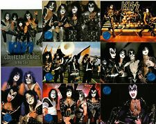 KISS Collector Cards Series 2 Full 90 Card Base Set from Cornerstone Inc. 1998