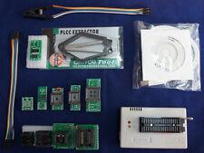 TL866CS USB Universal Minipro Programmer Black ZIF Socket EEPROM FLASH AVR MCU