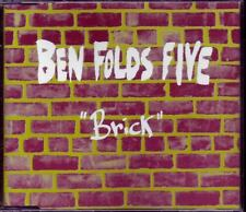 BEN FOLDS FIVE Brick AUSTRIAN 3 TRACK CD EP