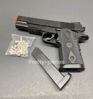 JAY SCOTT #28 ivorine COLT .38 police armée//SPECIAL PYTHON TROOPER pistolet Grips