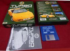 Amiga:  Lotus Esprit Turbo Challenge 2 - Gremlin 1991