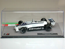 NELSON PIQUET Brabham BT49 F1 Racing Car 1981 - Collectable Model - 1:43 Scale