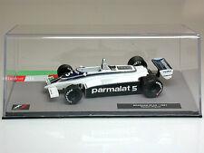 Nelson Piquet Brabham BT49 F1 coche de carreras 1981-Modelo Coleccionable-escala 1:43