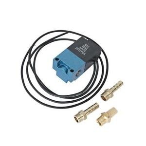 3 Port DC 24V Electronic Boost Control Solenoid Valve For MAC ECU PWM Turbo Car