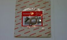 HONDA  XR70 CRF70  FRONT SPROCKET PLATE CLIP AND BOLTS OEM NEW GC4