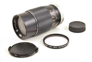 Samigon Telephoto 200mm F3.5 Lens For Minolta MD Mount! Good Condition!