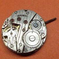 ETA cal.  813 mechanical watch movement - 10.5 Ligne - Restoration / Repair