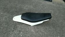 Vintage fiberglass tail section with seat for Champion frames for flat trackers