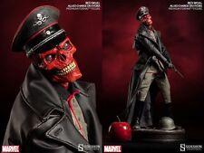 sideshow red skull premium format