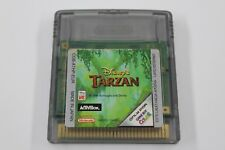 NINTENDO GAME BOY COLOR DISNEY'S TARZAN SOLO CARTUCHO PAL EUR