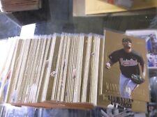 1996 Fleer Ultra Baseball Gold Medallion Parallel You Pick, 10  Finish Your Set