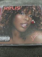 KELIS - TASTY - 14 TRACKS CD ALBUM