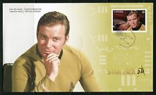 Canada 2016 Star Trek Original Crew On First Day Covers