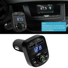 Wireless Bluetooth Handsfree Car Kit FM Player MP3 Dual 2020 New USB X7Z6