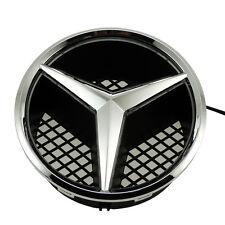 Illuminated LED Light Front Grille Star Emblem Badge for 2013-2016 Mercedes Benz